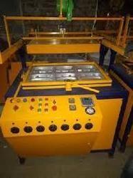 Thermocol  Disposable Dona Making Machine