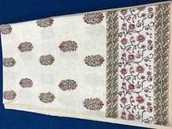 Block Print Mughal Print Bedspreads