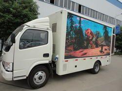 4 x 6 feet LED Screen Van