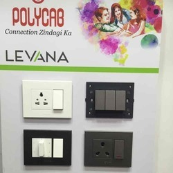 Polycab Levana Modular Switches