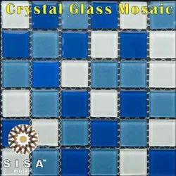 Crystal Gl Mosaic Tiles