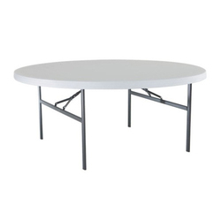 Round Shape Banquet Table