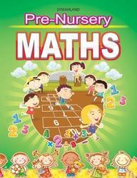 Pre-Nursery Maths Book