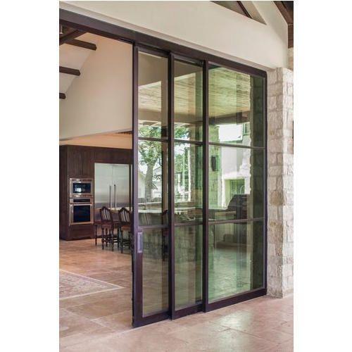 Aluminium Doors Sliding Glass Doors Manufacturer From Pune