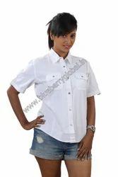 Woven Shirt Ladies