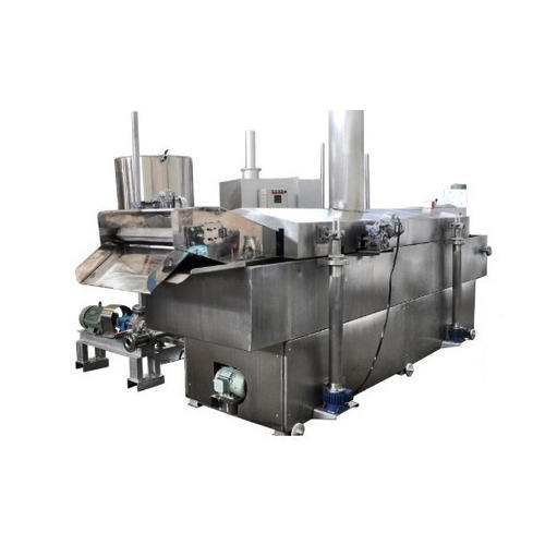 Namkeen Continuous Frying System