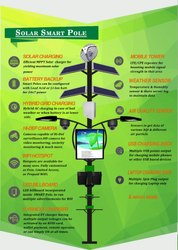 Solar Smart Pole