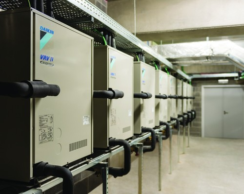 Vrf System Water Cooled Vrv Service Provider From Pune