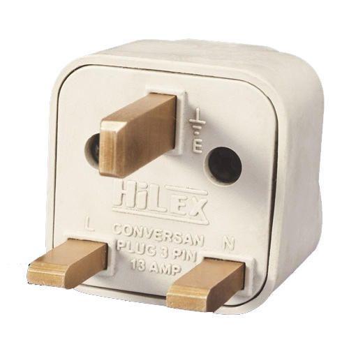 3 Pin Conversion Electrical Plug