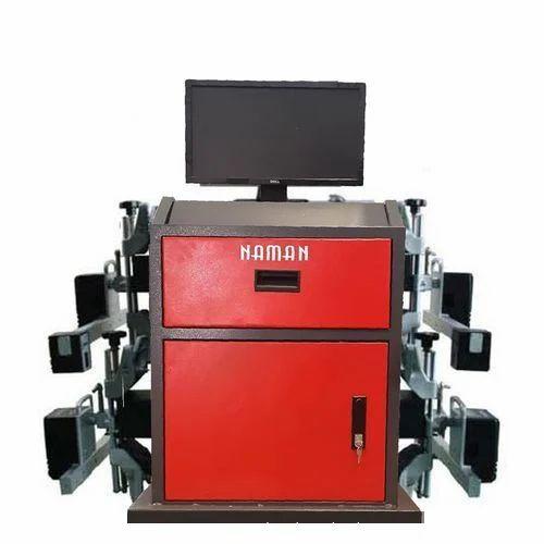 Computerized Wheel Aligner
