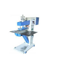 P.P. Files Outer Label Spin Welding Machine