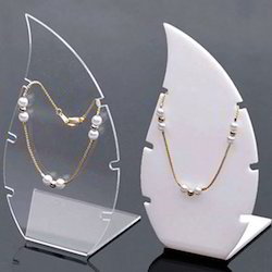 Acrylic Jewellery Necklace Stand