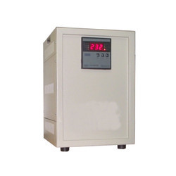 3KVA AC TO 10KVA Servo Controlled Voltage Stabilizer