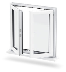 AMD UPVC Casement Window