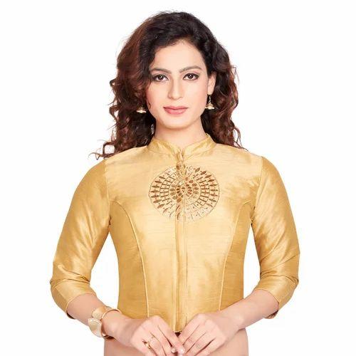 6399b9b45cb3a Ladies Blouse - Designer Blouse Manufacturer from Mumbai