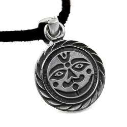 Religious Design 925 Sterling Silver Pendant