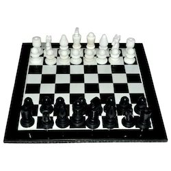 Marble Plain Chess Board