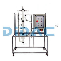 Simple Batch Distillation Column