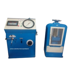 Compression Testing Machine Electrical Operated