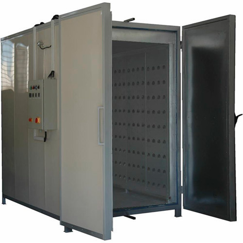 Industrial oven paint curing oven manufacturer from pune - Minimum temperature for painting ...