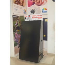 49 Inches Multi Touch Smart Magic Mirror Photo Booth