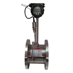Vortex Steam Gas & Liquid Mass Flow Meter