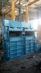 Double Cylinder Hydraulic Baling Press