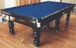 Mini Snooker In Black Polish