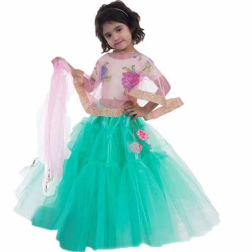 3e3d3bb8b2 Kids Chaniya Choli - Baby Girl Lehenga Choli Manufacturer from Ahmedabad