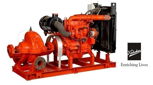Fire Fighting Pumps Diesel Engine Fire Diesel Pump