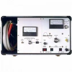High Voltage Test Apparatus