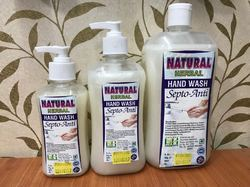 Natural Herbal Septo Anti Hand Wash