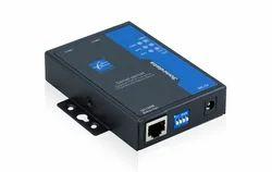 2-port RS-232 to Ethernet Converter