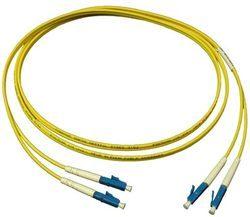 LC to LC Fiber Optic Patch Cable