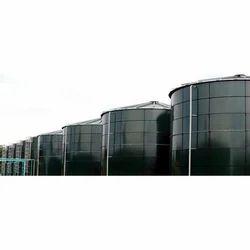 Glass Fused Steel Tanks