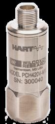 HART Enabled 4-20mA Velocity Sensor