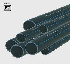 JAIN Black ISI 14333 HDPE Pipes, Size: 20 TO 1000 MM