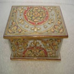 Handcrafted Marble Boxes