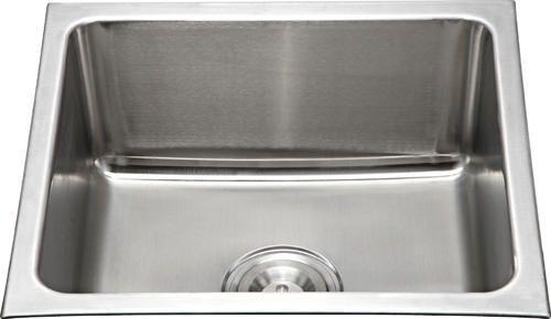 Low Radius Single Bowl Kitchen Sink