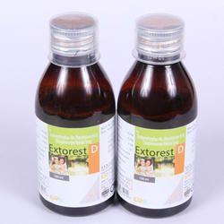 Dextromethorphen & Phenylephrine Syrup