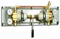 Gas Manifold Systems Oxygen Nitrogen And Hydrogen