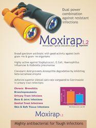 Amoxicillin Clavulanic Injection