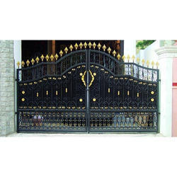 Fancy Stainless Steel Gates