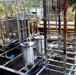 JMD India Multi Purpose Milk Pasteurizer