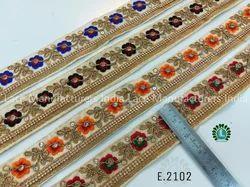 Embroidery Lace E2102