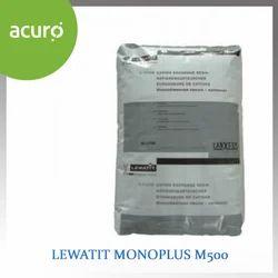 Lewatit Monoplus M500: Type I,Strong Base Anion Exchange