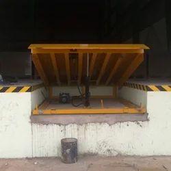 Powered Dock Leveler