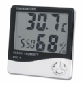 HTC Brand Digital Thermo Hygrometer Model No-HTC-01