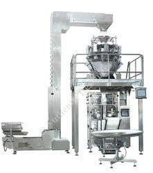 Automatic Form Fill & Seal Machine With Multi Head Weigher