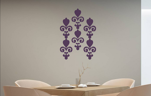 Stencils themes chandelier stencils themes retailer from bhopal chandelier stencils themes aloadofball Image collections